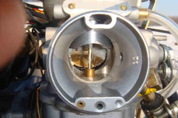 ghiaccio nel volo rotax carburatore ghiacciato